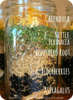 Immunity-Boosting Elderberry Tincture | Just what you need for cold/flu season!