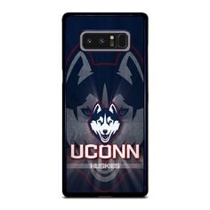 Vendor: Camoucase Type: Samsung Galaxy Note 8 Case Price: 14.90  This extravagance UCONN HUSKIES SYMBOL Samsung Galaxy Note 8 Case are manufactured from durable hard plastic or silicone rubber in black or white color. This case will give secure and admirable style to your phone. Every case is printed using best printing machine to provide highest quality image. It is easy to snap in and install the case. The case will covers the back sides and corners of phone from scratches and crashes… Samsung Galaxy Note 8, Galaxy S8, Uconn Huskies, S8 Plus, Silicone Rubber, High Quality Images, Iphone 7 Plus, Apple Iphone, Husky
