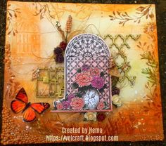 The Mixed Media Monthly Challenge Blog: WINNERS!! The August 2017 Challenge – Inspiration Photo