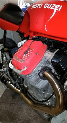 It's all about the engine