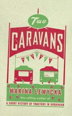 book cover of   Two Caravans