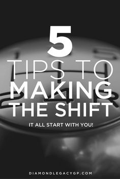 5 Tips to Making the Shift   Have you every felt fed up with your current circumstances, unhappy with not spending time with your family? In this post we talk about finding your  passion and making the shift to entrepreneurship. Click through to read more. Happy reading:)