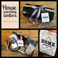 Cute housewarming gift idea