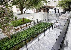 Pak Tsz Lane Park, Hong Kong   Ronald Lu & Partners   Archinect
