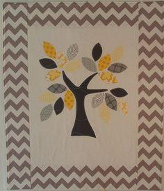 tree applique