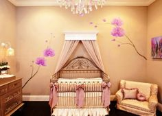 Cool Nursery Decorations for Girls