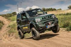 Extreme Jimny's - 4x4 Community Forum Suzuki Jimny Off Road, Jimny Suzuki, Small Trucks, Mini Trucks, Jimny 4x4, Best 4x4, Off Road Adventure, Car Goals, Land Rover Defender