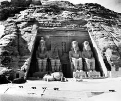Abu Simbel: Great Temple