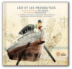 Shop Léo Et Les Presqu'îles [CD] at Best Buy. Fred Pellerin, Diane Dufresne, Robert Charlebois, Leo, Gilles, Illustrations, Illustration Kids, Cool Things To Buy, Dating