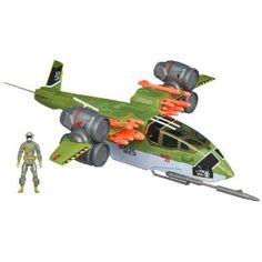 Amazon.com: G.I. Joe Retaliation Ghost Hawk II Vtol Vehicle with ...