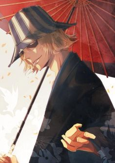 urahara - bleach