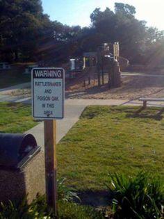 playground fails