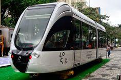 Pregopontocom Tudo: Primeiros trilhos do VLT são instalados na Zona Portuária do Rio...