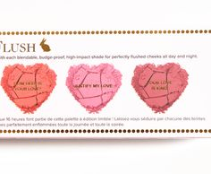 Too Faced Amour Flush Blush Armoire