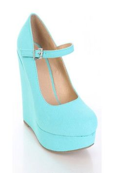 Tiff Blue Cotton Fabric Maryjane Style Closed Toe Wedges @ Amiclubwear Wedges Shoes Store:Wedge Shoes,Wedge Boots,Wedge Heels,Wedge Sandals,Dress Shoes,Summer Shoes,Spring Shoes,Prom Shoes,Women's Wedge Shoes,Wedge Platforms Shoes,floral wedges,Fashion We #promheelswedges