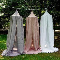 7 Best Boho And Farmhouse Nurseries Images Kid Room Decor Hanging Tent Linen