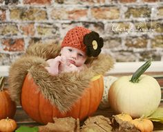 De ganchillo bebé sombrero recién nacido por JacquelynVaccaro