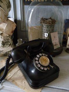 vintage phone ♥