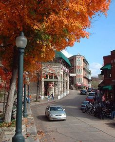 Eureka Springs, Arkansas - such a great weekend getaway and love how quaint it is.