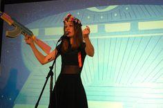 Gli Ödland in concerto al Mart per i 30 anni dell'Area educazione, 21 gennaio 2016, Mart Rovereto. www.mart.trento.it/educazione