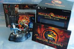 My fever for Special Editions actually started with this Mortal Kombat reboot. I have always been a fan of the saga, ever since I saw the arcade cabinet of MK… Beat Em Up, Long Time Friends, Retro Video Games, Mortal Kombat, My Happy Place, The Collector, Saga, Arcade, Man Cave