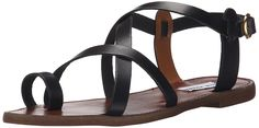 Steve Madden Women's Agathist Sandal >>> Review more details here - Strappy sandals