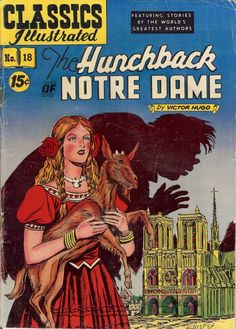 classics illustrated images | Classic Illustrated Comic Books from the 1940's, 1950's and 1960's