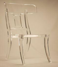 "The ""Santorini"" Chair by Dragonette Ltd - Dering Hall"