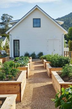New backyard diy garden planter boxes 67 ideas Raised Garden Bed Plans, Building Raised Garden Beds, Raised Bed Garden Layout, Raised Bed Gardens, Building Garden Boxes, Raised Bed Diy, Garden Box Plans, Garden Layouts, Backyard Vegetable Gardens