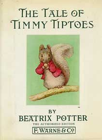 Beatrix Potter - Tale of Timmy Tiptoes