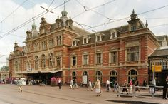 Train station 'Hollands Spoor', The Hague