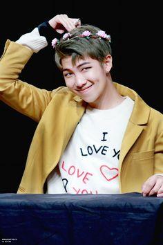 BTS~ Rap Monster~ love you too b Seokjin, Kim Namjoon, Mnet Asian Music Awards, Jimin, Bts Bangtan Boy, Bts Boys, Yoonmin, Mixtape, Taekook