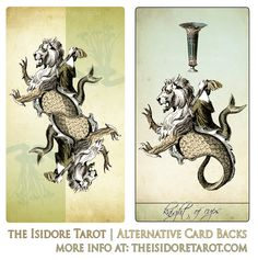 Knight Of Cups, Sale Campaign, Tarot Decks, Pagan, Mermaids, Alternative, Artwork, Cards, Design