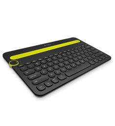 K480 Multi-device keyboard lets you type on any Bluetooth device that supports external keyboards. Learn more.