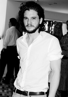 Kit Harington - The Eighth wonder....