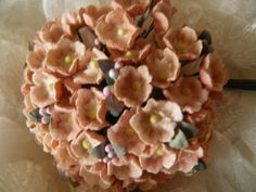 COLLECTORS EDITION Flocked Vintage by homesteadtreasures on Etsy, $18.00