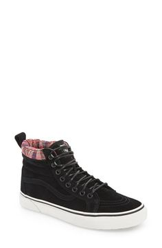 Vans 'Sk8-Hi' Sneaker (Women) available at #Nordstrom