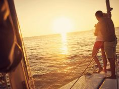 Honeymoon | Lua de mel em alto mar