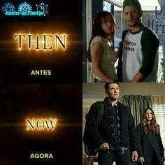 Aquele paralelo  Jensen e Danneel juntos outra vez.
