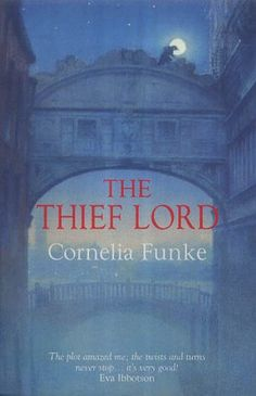 The first book I ever read about Venice...it seemed mysterious, but gloomy.
