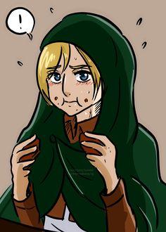 Attack on Titan - 4 Stars & Up Armin, Sword Art Online, Online Art, New Image Wallpaper, Annie Leonhart, Fanart, Attack On Titan Anime, Lost Girl, Cutest Thing Ever