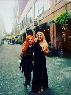 Charlotte & Becky Lynch