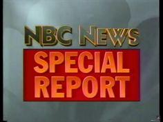NBC News Special Report Nbc News, New Image