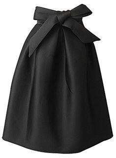 Omela Thick Cotton Women High Waist Midi Skirt with Bow Belt A-line Flared Skirt No description (Barcode EAN = 6119819395987). http://www.comparestoreprices.co.uk/december-2016-6/omela-thick-cotton-women-high-waist-midi-skirt-with-bow-belt-a-line-flared-skirt.asp