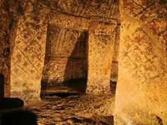 Tierradentro, Colombia. Underground tombs. I loved this little hamlet.