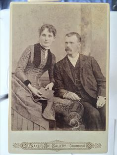 Virgil Earp and Alvira