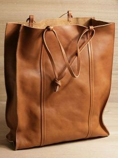 Maison Martin Margiela 11 Women's Shopping Bag v My Bags, Purses And Bags, Sac Week End, Leather Purses, Leather Bags, Leather Totes, Leather Backpacks, Soft Leather, Tote Handbags