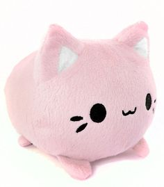 Tasty Peach Studios — Meowchi Plush Strawberry