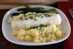 Thai-Style Fish and Creamy Couscous Packets {Make-Ahead Meal + Giveaway!}