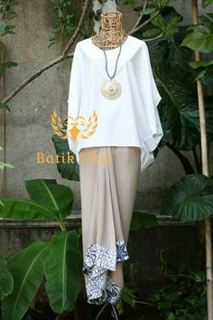 Batik chic: